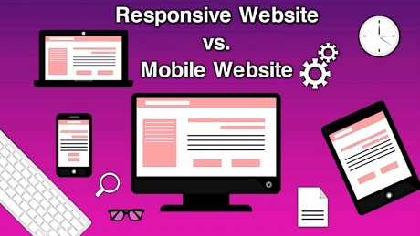 Responsive Webdesign - Mobile Website